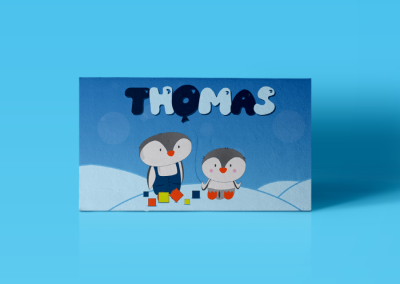 Birthday Card | Thomas